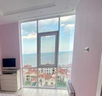 *2 комнатная на Французском бульваре с видом на море по Супер цене