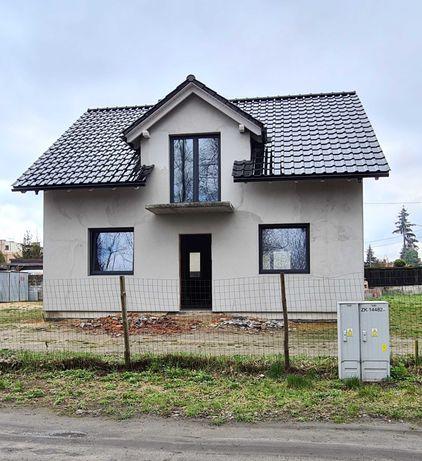 Sprzedam nowy dom wolnostojący