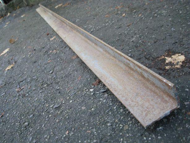Уголок стальной 60 х40 х5 длинной 2,1 метра.