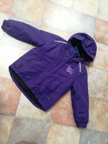 Лыжная термо куртка курточка