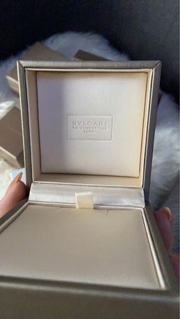Коробка подарочная под серьги Bvlgari (Булгари)
