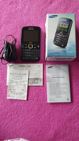 Telefon SAMSUNG Chat 222 dual sim