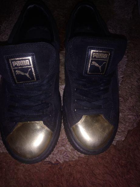 Кроссовки Puma , Adidas