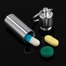 Porta Chaves com Caixa para Comprimidos