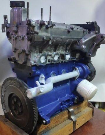 Мотор двигатель ВАЗ 2107 2108 2109 2110 2170 21099 ГБЦ 1.3 1.5 1.6 1,7