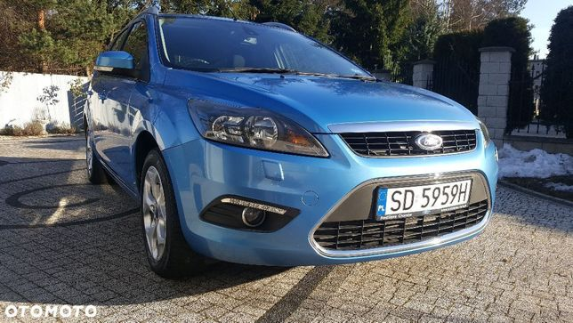 Ford Focus Ford Focus 1,8 TDCI 100% ORYGINAŁ.Super Stan!!!Anglik