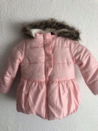 Куртка на девочку, Германия