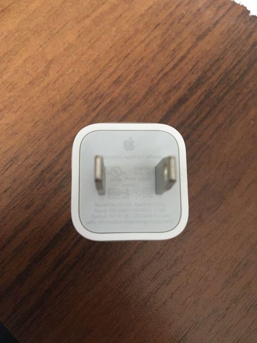 Oryginalny adapter wtyczka apple iPhone Kalisz - image 1
