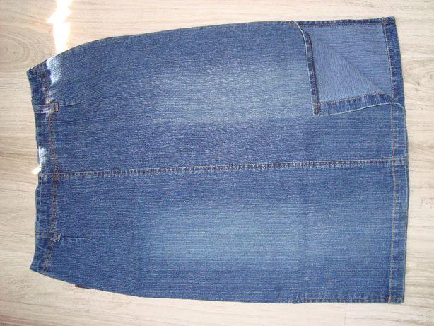 spódniczki jeans