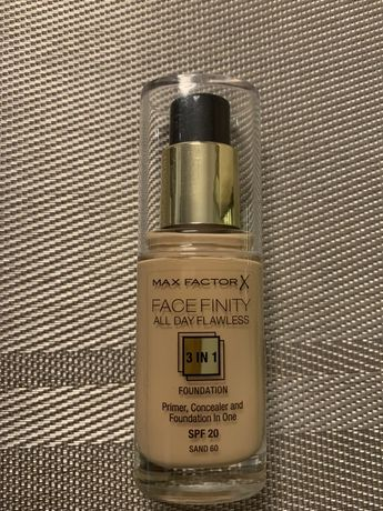 Max Factor Face Finity All Day Flawless Podkład SAND 60