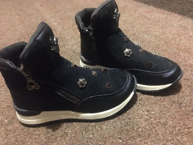 Зимние и осенние ботиночки