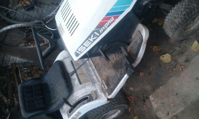 Kosiarka traktorek iseki sl14