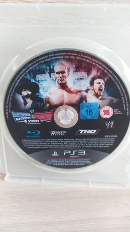 Smackdown vs Raw 2011 ps3 PlayStation 3