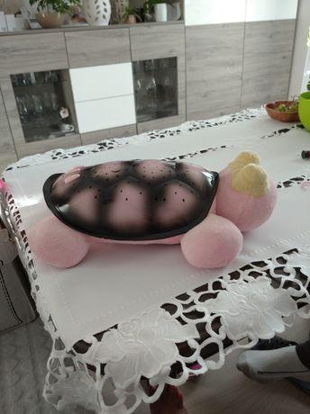 Lampka nocna żółwik