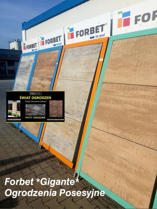 Nowoczesna płyta Gigante 90x60 Forbet tarasowa *HIT* Sandomierz - image 1
