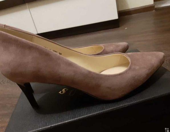 Очень удобные туфли лодочки