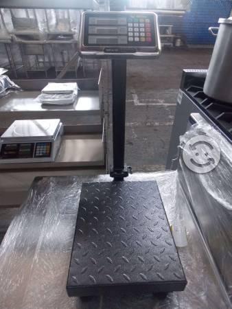 Balança Plataforma 500Kg NOVA