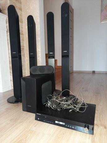 Zestaw głośników nagłośnienie kino domowe