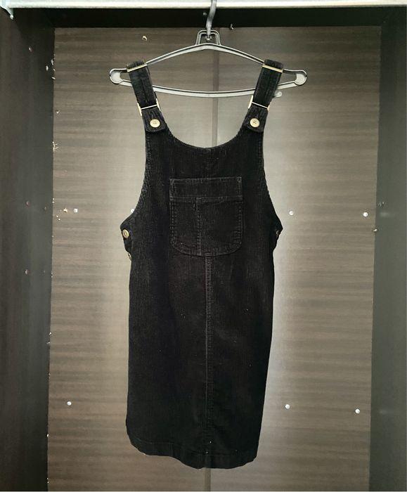 Продам черный джинсовый сарафан Кривой Рог - изображение 1
