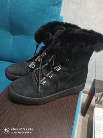 Ботинки для девочки-подростка