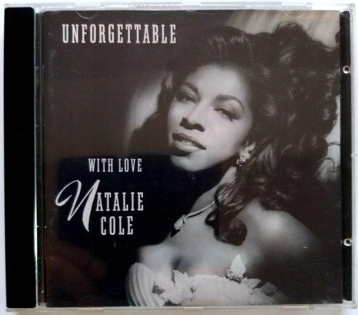 Natalie Cole Unforgettable Whit Love 1991r