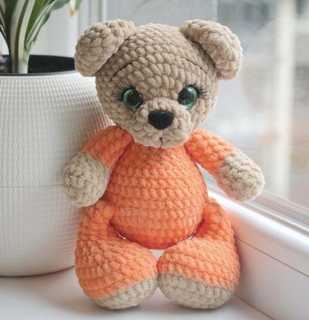 Плюшевий ведмедик для малюка