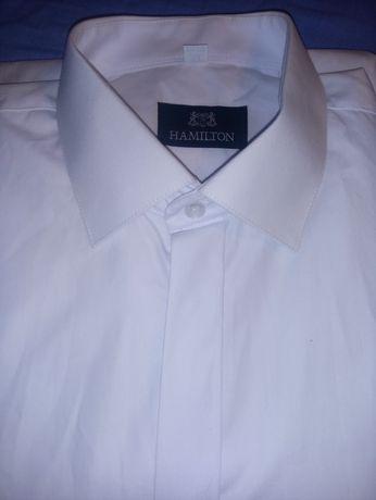 Koszula biała rozmiar 43