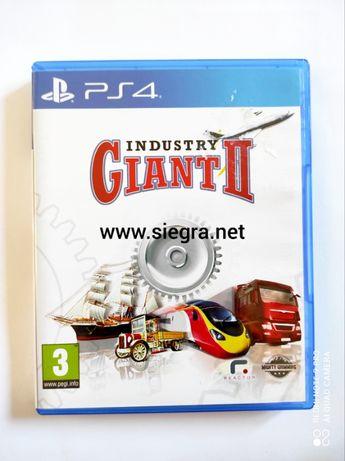 Industry Giant II Ps4