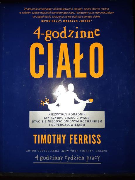 4 godzinne ciało - Timothy Ferris