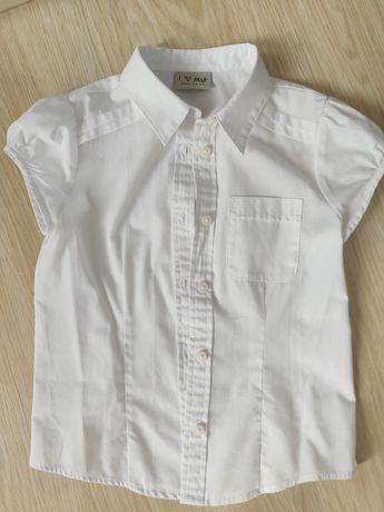 Koszula biała dziewczęca NEXT 7 lat