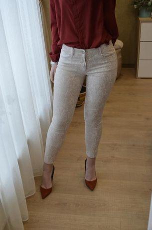 Летние легкие брюки Stamina/штаны с низкой посадкой made in turkey