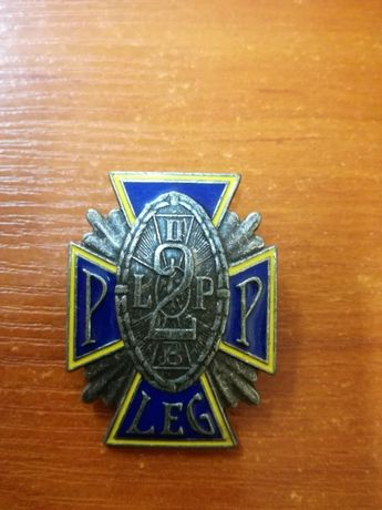 II RP Odznaka 2 PP Legionów REPLIKA