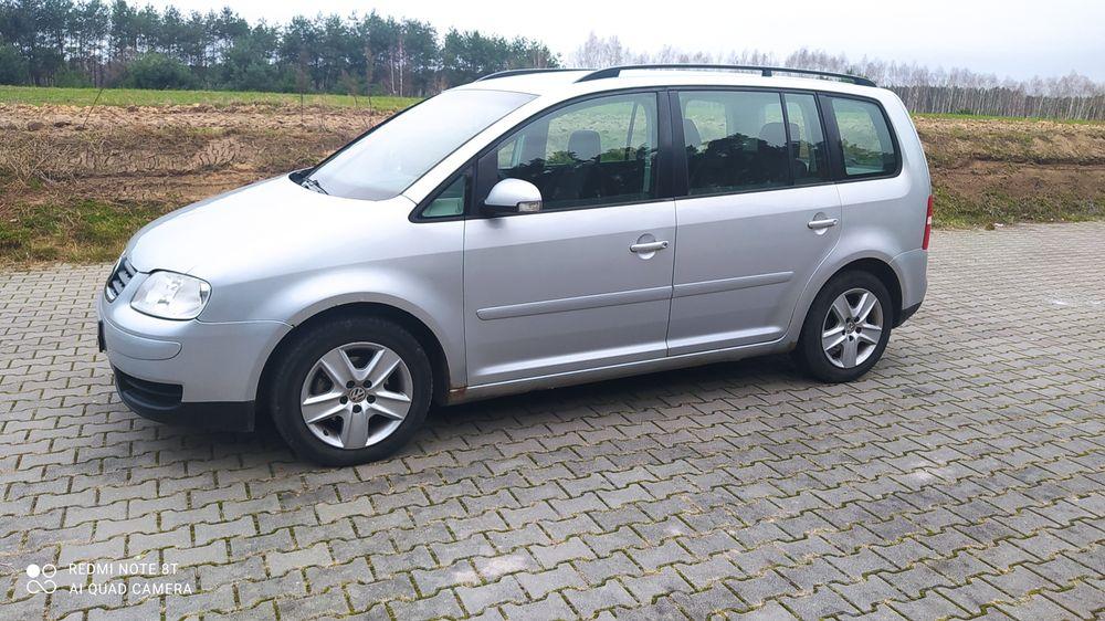 VW TOURAN 1.9 TDI 2004r Lipnik - image 1
