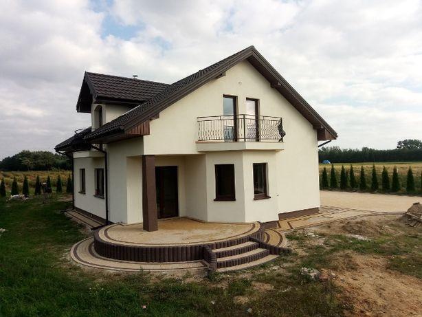 Docieplenie budynku , malowanie ,struktura
