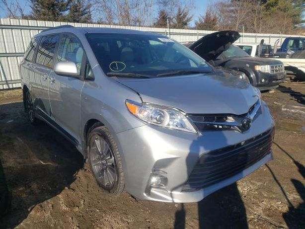 Toyota Sienna XLE 2020 из США!