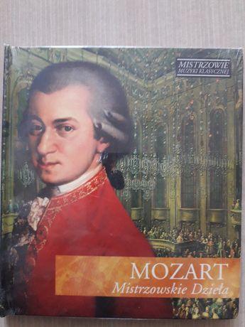 Mozart płyta CD nowa