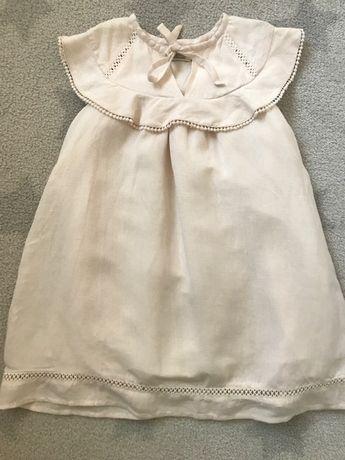 MarMar Copenhagen śliczna sukienka okazja 6 Komunia chrzest