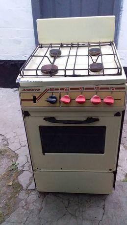 Газовая печка Электа