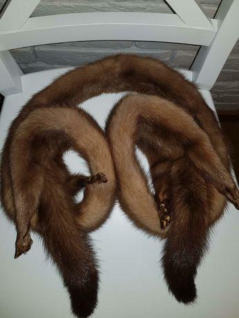 Норка шикарная коричневая