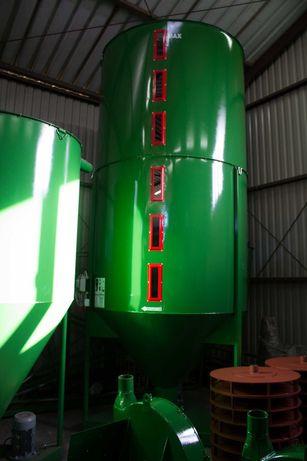 Mieszalnik pasz sypkich H037/7 o pojemności 5000kg promocja -15%
