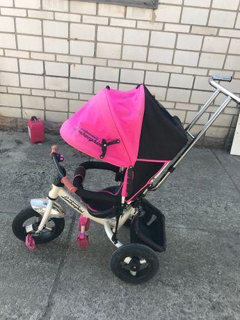 Продам велосипед трёхколёсный для девочки Lamborghini Azimut