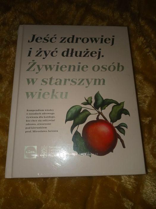 Ksiazka z  lidla poradnik zywienia Bydgoszcz - image 1