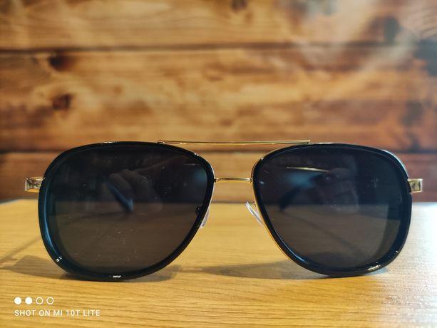 Okulary Steampunk nowe