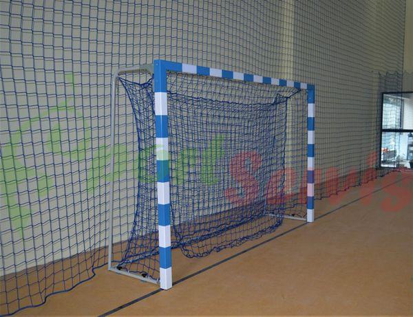 Bramka do piłki ręcznej, stalowa 3x2m, piłka nożna