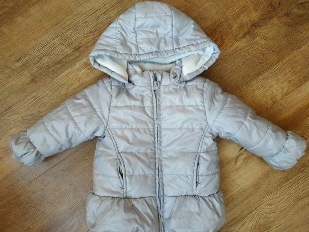 Зимняя куртка Chicco, gap, zara , H&M р.86  1-2года