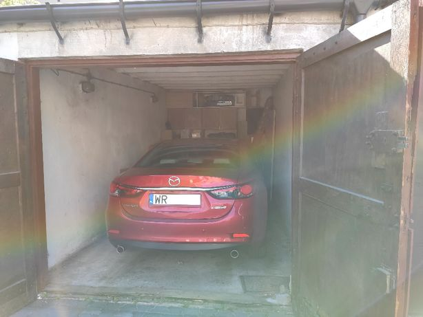 Wynajmę garaż samochodowy w centrum Radomia