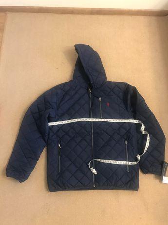 Мужская куртка/ пуховик, новая, оригинал polo