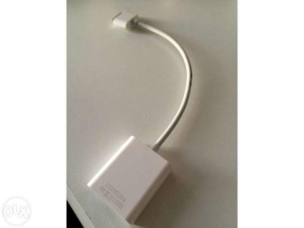 Adaptador para ipad iphone vga a1368