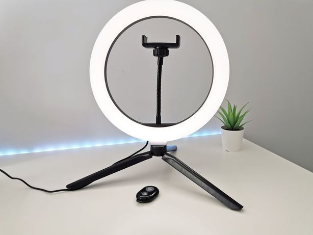 Selfie Ring Light - NOVO