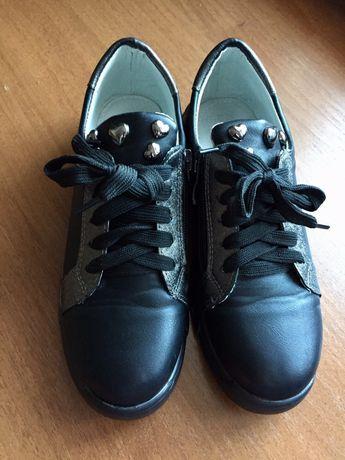 Туфли для девочки весна/осень, демисезонные туфли, ботинки